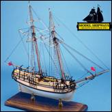 SULTANA - 1:64 SCALE - SOLID HULL